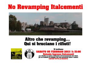 No Revamping Italcementi Rezzato