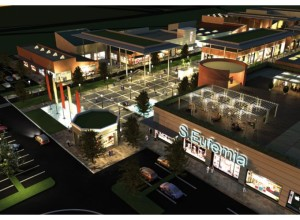 nuovo centro commerciale s.eufemia